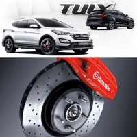 TUIX BREMBO BRAKE SYSTEM FOR SANTA FE DM / IX45 2012-17 MNR
