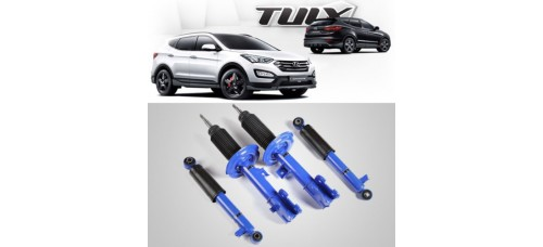 TUIX SPORTS GAS SHOCK ABSORBERS FOR HYUNDAI SANTA FE DM 2012-17 MNR