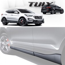 TUIX SIDE SKIRTS KIT FOR HYUNDAI SANTA FE DM  2012-15 MNR