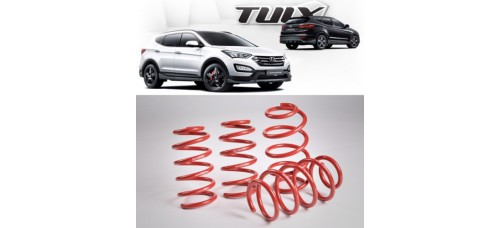 TUIX SPORTS SPRING SET FOR HYUNDAI SANTA FE  DM / IX45 2012-17 MNR