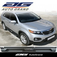 AUTO GRAND Side Running Board Steps for  Kia Sorento R