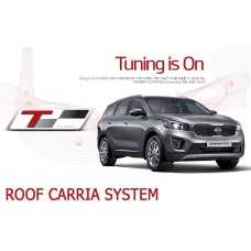 TUON KIA ROOF CARRIA SYSTEM FOR All NEW SORENTO R  2013- 15 MNR