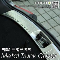 CACAO METAL TRUNK COVER FOR KIA SPORTAGE R  2010-15 MNR
