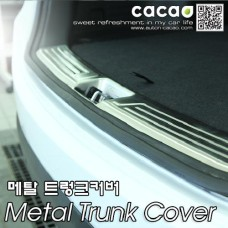 CACAO METAL TRUNK COVER FOR  HYUNDAI iX35 2010-15 MNR