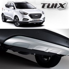 TUIX REAR SKID PLATE SET FOR HYUNDAI TUCSON / IX35 2009-15 MNR