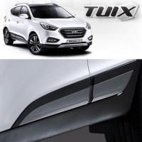 TUIX DOOR MOLDING SET FOR HYUNDAI NEW TUCSON / IX35 2010-15 MNR