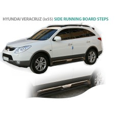 AUTOGRAND SIDE RUNNING BOARD STEPS FOR HYUNDAI VERACRUZ iX55 2007-13 MNR